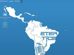 GNU/EterTICs La primera versión para radios comunitarias 100% libre y latinoamericana