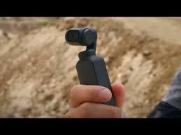 DJI Osmo Pocket <b>4K 3 Axis Gimbal</b> Camera @ JB - YouTube