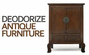 deodorizing antique furniture pieces clean my space antique furniture cleaning
