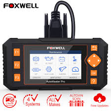 <b>Foxwell NT634 OBD2 Scanner</b> Engine ABS Airbag AT Diagnostic ...