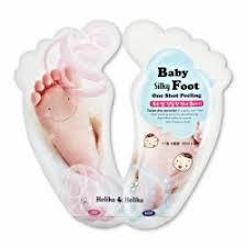 "Отзывы о Пилинг для ног Holika Holika ""<b>Baby</b> Silky Foot"" One Shot ..."