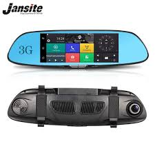 "<b>Jansite 3G</b> GPS navigation Car Dvr <b>7</b>"" <b>Touch</b> screen Car camera ..."