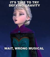 Favorite Disney Frozen Memes via Relatably.com