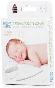 <b>Трубка газоотводная для</b> новорожденных, <b>Roxy Kids</b> (RTV-15-6S ...