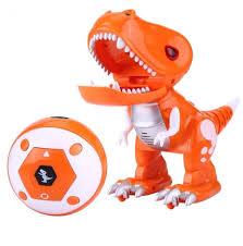 <b>Радиоуправляемый</b> динозаврик <b>Feilun</b> (звук, свет) - FK602A ...