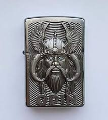 <b>Zippo</b> Odin with Blue <b>Eyes</b>-Limited Edition 0001/1000-1000/1000 ...
