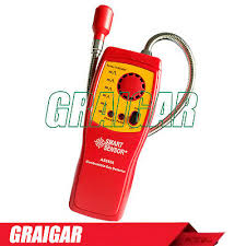 <b>Combustible</b> Gas Analyzer <b>Flammable</b> Gas Leak Detector ...