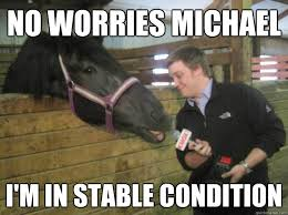 No worries michael i'm in stable condition - Michael Meme - quickmeme via Relatably.com