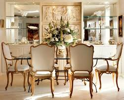 flower arrangements dining room table: beautiful flower arrangements with classic dining room decor and luxury dining furniture set
