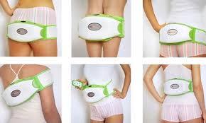 Пояс для похудения живота электрический для мужчин