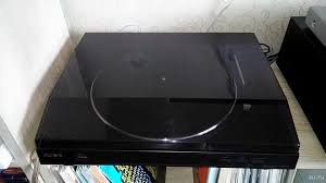 <b>Виниловый проигрыватель</b> SONY PS-LX300USB — купить в ...