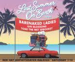 <b>BARENAKED LADIES</b> | Red Hat Amphitheater