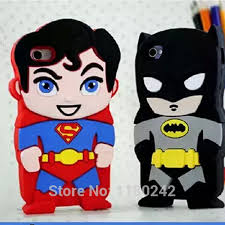 aliexpresscom buy for apple iphone 6 plus 3d batman superman iron man hero silicone 55 inch cover back phone case free shipping from reliable case sharp batman superman iron man
