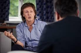 Sir <b>Paul McCartney</b> talks 1983 classic '<b>Pipes</b> of Peace' with James ...
