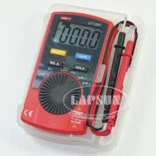 Компактный <b>мультиметр UNI-T UT120C</b>