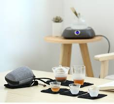 <b>TANGPIN ceramic teapot</b> kettle <b>gaiwan</b> teacups portable travel tea ...