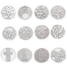 <b>2016 Hot sale</b> 22mm <b>new</b> design 10pcs Round Window Plate ...