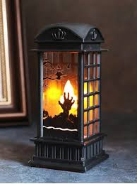 [30% OFF] <b>Retro Halloween Tomb Pattern</b> Decoration Lamp | Rosegal