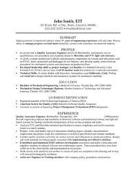 click here to download this quality assurance engineer resume template httpwww resume format for quality engineer