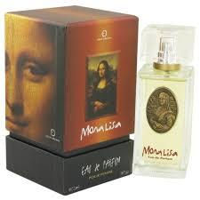 <b>Mona Lisa</b> by <b>Eclectic Collections</b> Eau De Parfum Spray 3.4 Oz ...