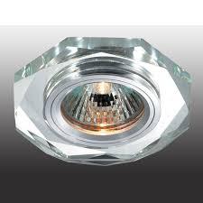 Встраиваемый <b>светильник Novotech</b> MIRROR <b>369759</b>, GX5.3, 50 Вт
