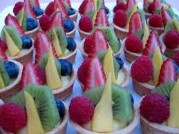 food in hawaii   a photo essay tiny fruit tarts at the royal hawaiian hotel waikiki photo by sheila scarborough