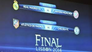 Bursa Partai Final Liga Champions 2014