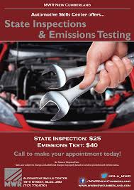 automotive skills center defense distribution center susquehanna auto state inspections emissions aug 16