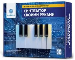 <b>INTELLECTICO</b> набор <b>Синтезатор своими</b> руками (1004 ...