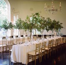 Round Function Tables Love The Long Rectangle Tables At A Wedding Instead Of Round With