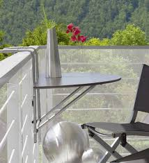 you can also used as study table dining table and enjoy with this small space balcony you enjoy natural environment with balcony furnished small