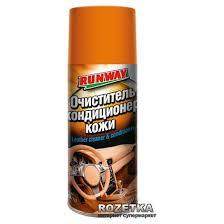 Отзывы о <b>Очиститель</b> и <b>кондиционер кожи Runway 400</b> мл