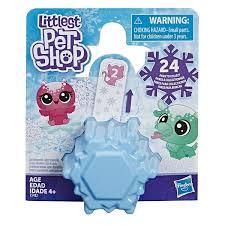 "<b>Игровой набор Hasbro</b> LPS Петы-парочки ""Холодное царство"""