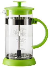 Купить <b>Френч</b>-<b>пресс GIPFEL</b> Luminossi 7137 (0,35 <b>л</b>) зеленый по ...