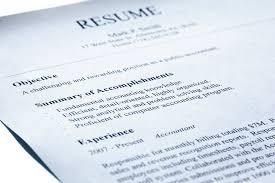 5 dangers of online resume samples online resume samples