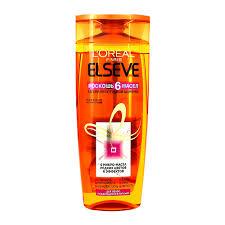 Купить <b>Шампунь</b> для волос `LOREAL` `<b>ELSEVE</b>` <b>РОСКОШЬ</b> 6 ...