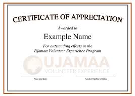 ujamaa volunteer experience ujamaa volunteer experience ujamaa you do not need to obtain your volunteer visa beforehand we help you this after your arrival