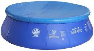 """Чехол для бассейна <b>Jilong</b> """"<b>Prompt</b>"""", цвет: синий, 330 см — купить ..."""