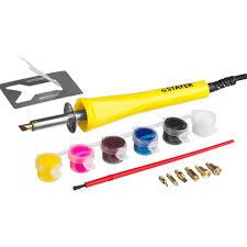 <b>Прибор для выжигания STAYER</b> 45220 прибор для выжигания с ...