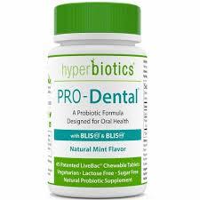 <b>PRO</b>-<b>Dental</b>, <b>Natural Mint Flavor</b>, 45 Chewable Tablets ...