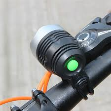 3000 Lumen XML <b>Q5</b> Interface LED Bike <b>Bicycle Light</b> Headlamp ...
