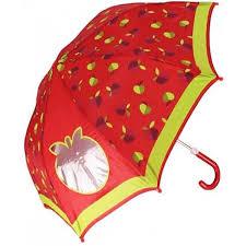 <b>Зонт Mary Poppins Apple</b> forest Cherry с окошком 41 см ...
