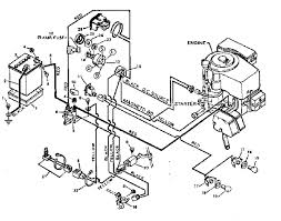 wiring diagram for craftsman the wiring diagram on simple briggs amp stratton wiring harness