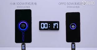 Xiaomi's <b>100W charger</b> fills a 4,000mAh battery in 17 minutes - The ...
