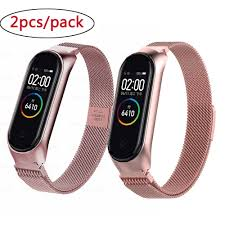 10pcs/pack <b>silicone strap for xiaomi</b> mi band 4 strap bracelet Watch ...