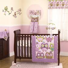 Owl Bedroom Curtains Nursery Neutral Gender Owl Baby Bedding Modern Bedding