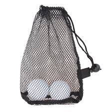 Golf Balls Holder <b>Outdoor</b> Sports <b>Nylon Mesh</b> Nets Bag Pouch Table ...