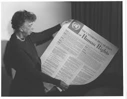 eleanor roosevelt and united nations universal declaration of main image