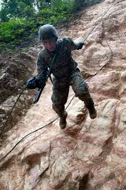 u s department of defense photo essay a u s marine participates in the endurance course at the jungle warfare training center on camp