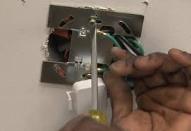 Install Mounting Plate  Track Lighting